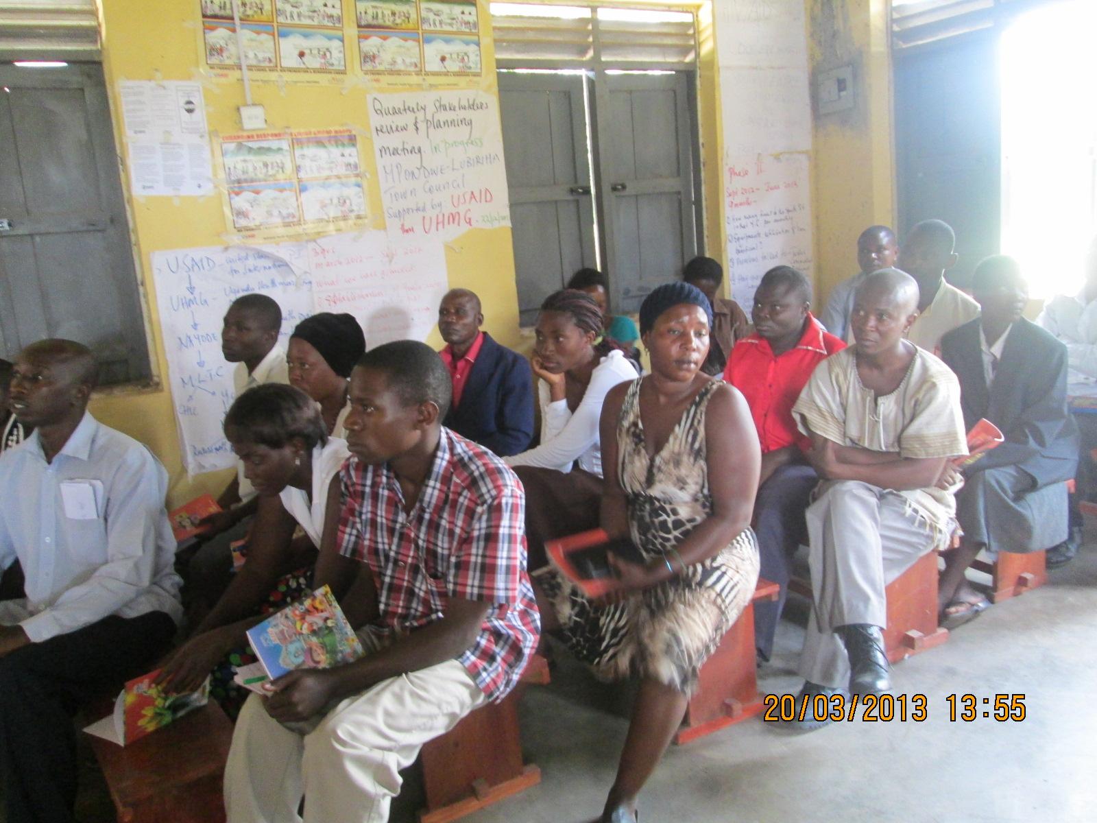 YPU & NAYODE workshop on MARPS